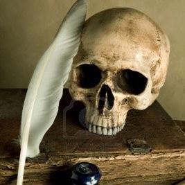 skullandbook
